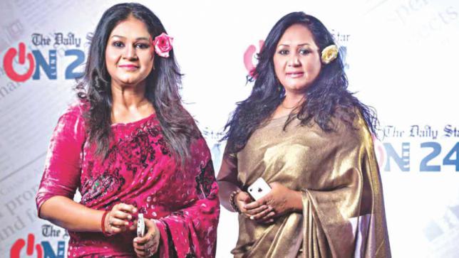 Fahmida nabi and samina chowdhury interview